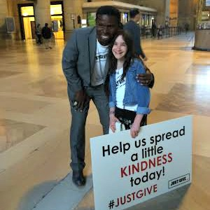 Kindraising with #JustGive